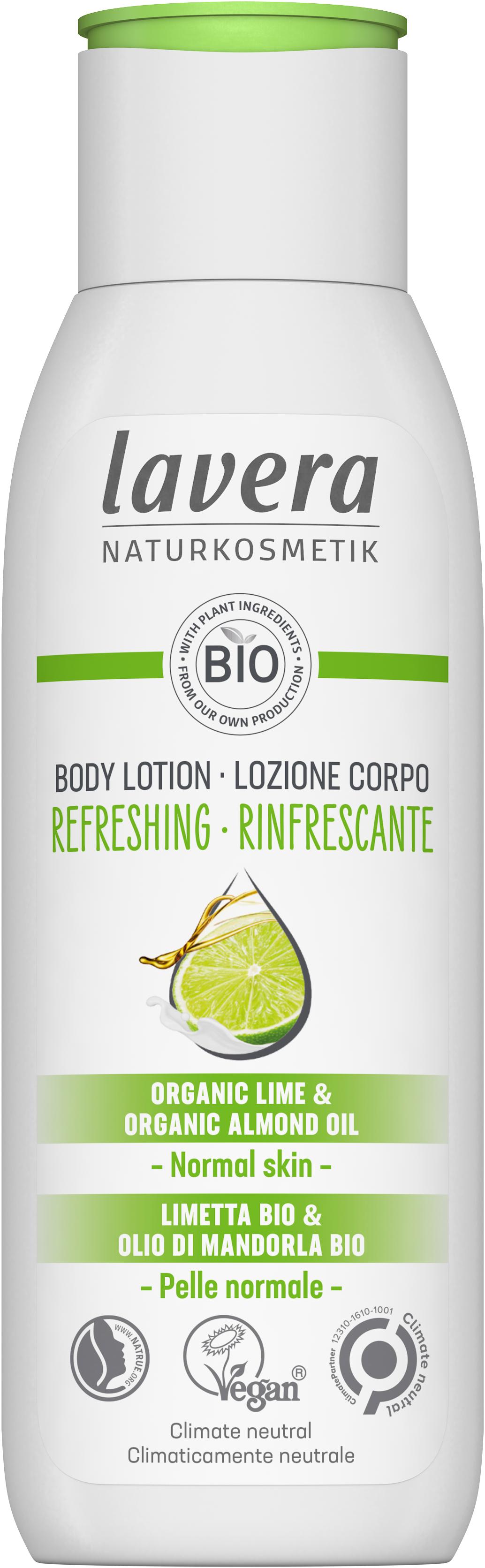 Body Lotion Refreshing