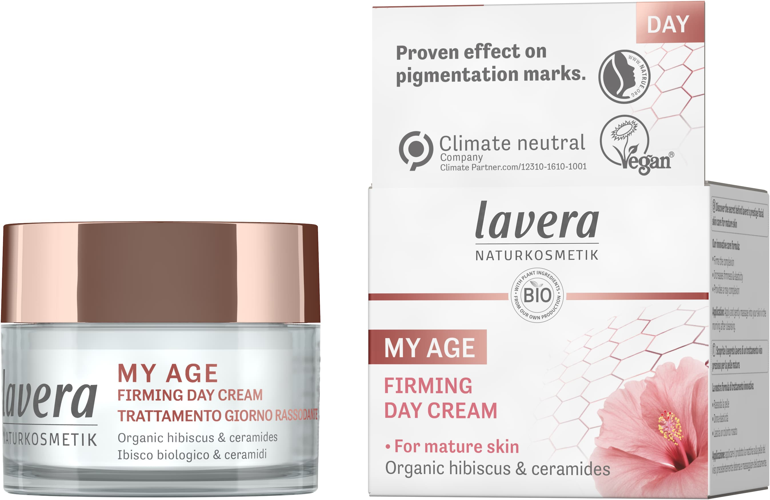 MY AGE Firming Day Cream